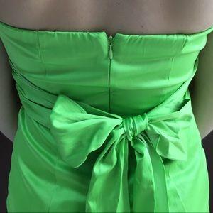 My Michelle Dresses - Green Apple Little Strapless Dress